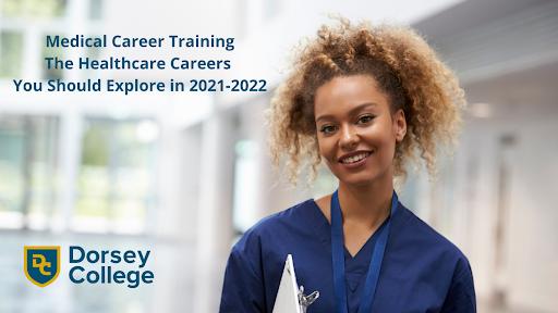 medical career training you should exlpore