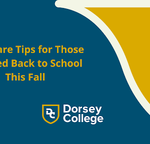 selfcare tips for heading back to school this fall